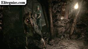 Palanca del sótano