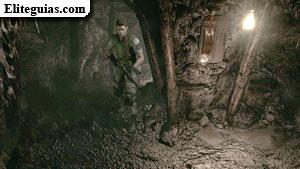 Palanca en el sótano
