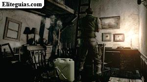 Sala de la escopeta estropeada