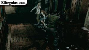 Zombis en el pasillo