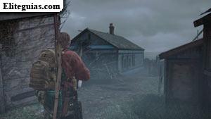 Casa del pueblo pesquero
