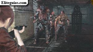 enemigos del sótano