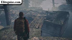 Ruinas del bosque