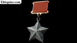 Medalla de héroe de la unión soviética