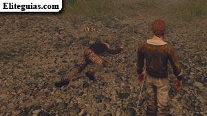 Cadáver de Pete