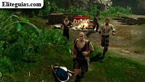 Campamento de piratas enemigos