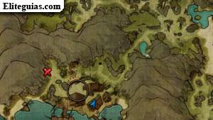 El mapa hacia la tumba de Nesir