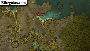 El tesoro en la Costa de los Piratas