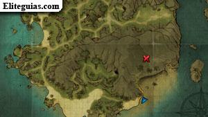 El tesoro en la cueva