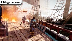 Batalla naval contra Cuervo