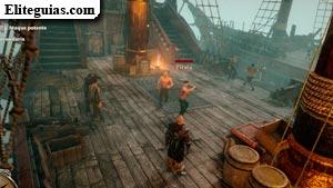 Batalla naval contra Morgan
