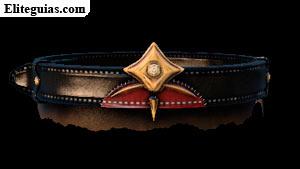 Cinturón ornamental