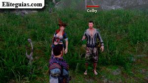 Coldby y Patty