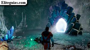 El portal de cristal de Antigua