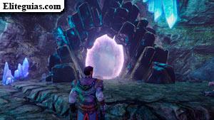 El portal de cristal de Zacharias