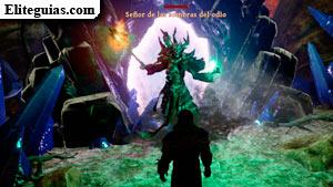 El señor de las sombras del odio