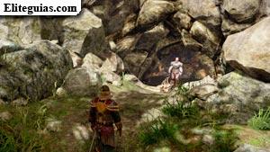 Explorar la cueva