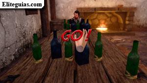 Mini-juego de beber