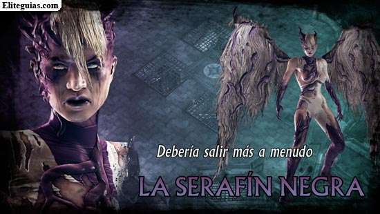 La Serafín Negra