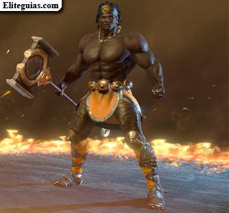 Marak, el guerrero safiri