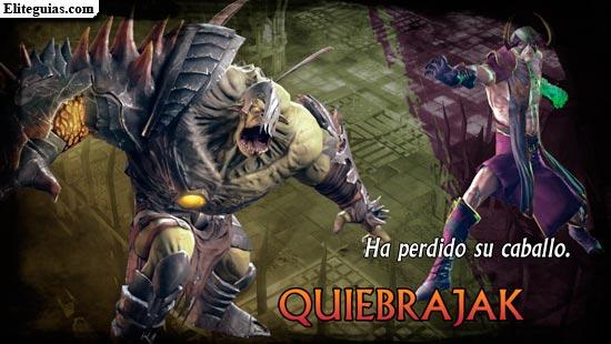 Quiebrajak
