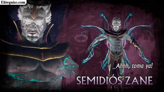 Semidiós Zane