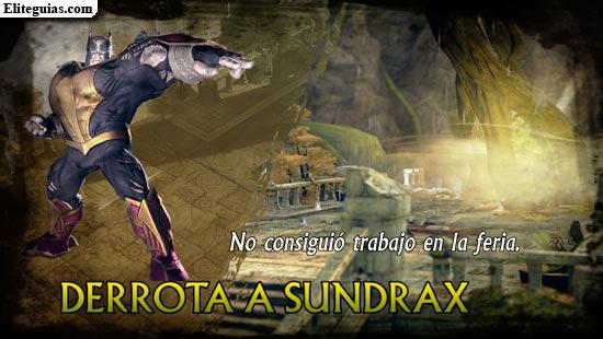 Sundrax