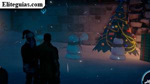 Viñetas de hombre de nieve