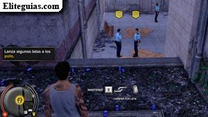 Distraer a los polis