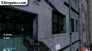 Buzón de la Fábrica abandonada