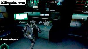 Buzón del Cuartel de misiones especiales