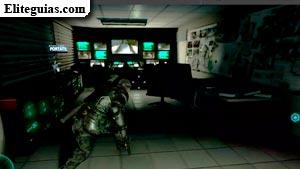 Portátil del Cuartel de misiones especiales