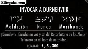 Invocar a Durnehviir