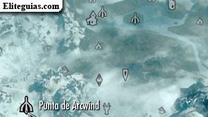 Punta de Arcwind