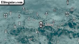 Alftand