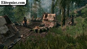 Campamento de bandidos