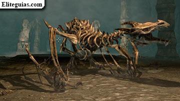 Dragón esqueleto
