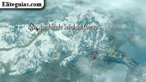 Hondonada Señal del Cuervo