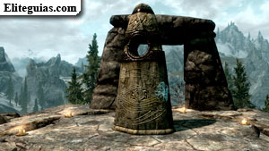 La piedra ritual