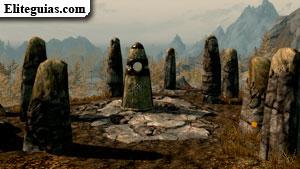 La piedra sombría