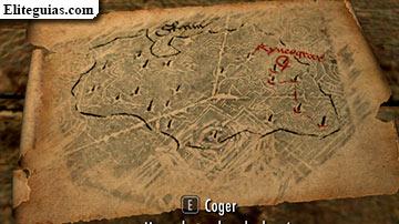 Mapa de Tumbas de Dragón