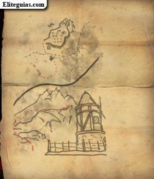 Mapa del tesoro IV