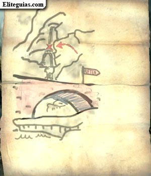 Mapa del tesoro IX