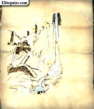 Mapa del tesoro V