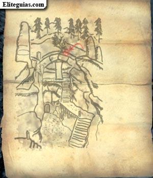 Mapa del tesoro VI