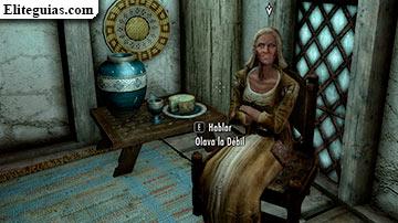 Olava la Débil