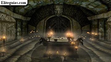 Puerta del Túmulo de los Antiguos