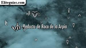 Reducto de Roca de la Arpía