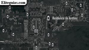 Residencia de Aretino