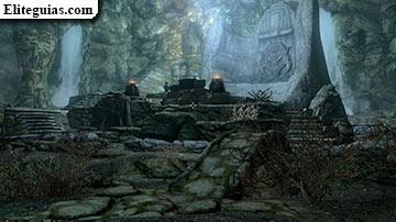Secreto del Túmulo de las Cataratas Lúgubres